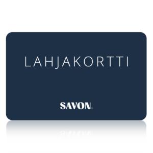 Studio SAVON -lahjakortti